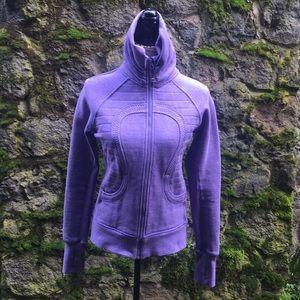 Lululemon scuba jacket women's size 6